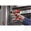 AEG 14,4 V kompakt fúrócsavarozó, 2 x 2,0 Ah akkumulátor, töltő, koffer | BS 14C LI-202C (4935443971)