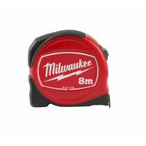 Milwaukee Slimline mérőszalag 8 m / 25 mm   (48227708)