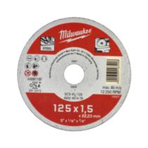 Vágókorong fémhez WSCS41/ 125 x 1,5 mm