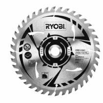 CSB165A1 RYOBI 1x 165mm 40 fogas körfűrészlap R18CS körfűrészhez (5132002774)