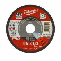 Vágókorong fémhez 125X1 Egyenes SC41 PRO+ /1db