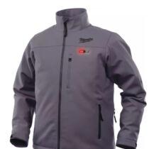 Milwaukee M12 prémium fűthető kabát (M) | HJ GREY4-0 (4933464329)