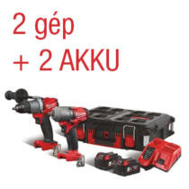 MILWAUKEE M18 FUEL ERŐCSOMAG | FPP2E2-502P (4933471147)