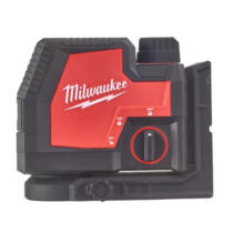 Milwaukee USB újratölthető zöld keresztvonal- és pontlézer | L4 CLLP-301C (4933478099)