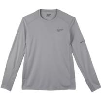 Milwaukee WORKSKIN™ Technikai hosszú ujjú póló - szürke, L | WWLSG (L) (4933478190)