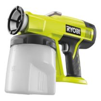 Ryobi 18 V festékszóró, akkumulátor és töltő nélkül | P620 (5133000155)