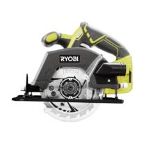 Ryobi 18 V körfűrész, 1 x 18 TCT fűrészlap, 1 x imbuszkulcs, 1 x párhuzamvezetővel, akkumulátor és töltő nélkül | R18CSP-0 (5133002628)