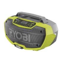 Ryobi 18 V rádió + Blutooth, akku és töltő nélkül | R18RH-0 (5133002734)