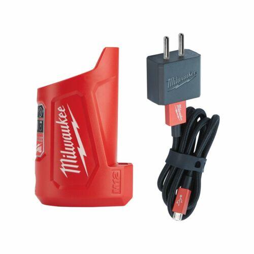Milwaukee M12™ TC Kompakt töltő és áramforrás USB
