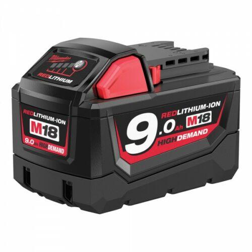Milwaukee M18 B9, 9,0 Ah akkumulátor | 4932451245