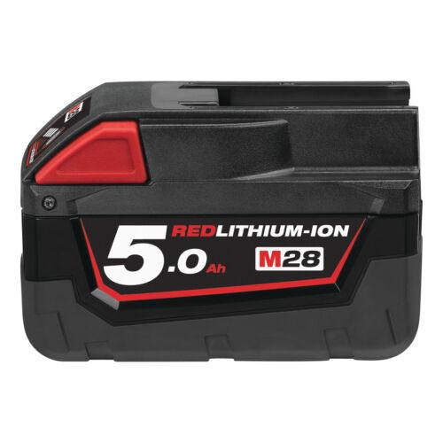 Milwaukee M28 B5, 5.0 Ah akkumulátor   4932430484