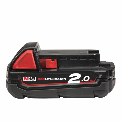 Milwaukee M18 B2, 2.0 Ah akkumulátor | 4932430062
