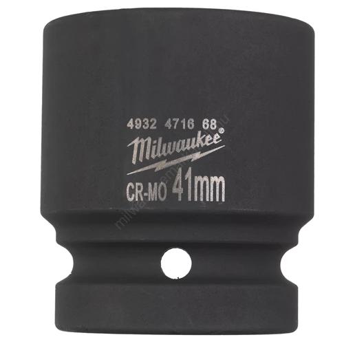"""Milwaukee 1"""" shockwave impact duty dugókulcs, 41 mm   4932471668"""