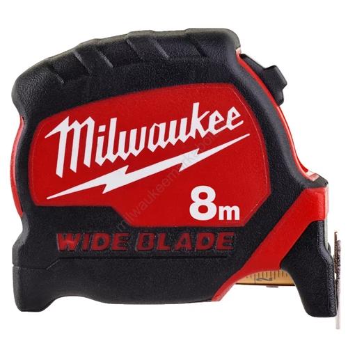 Milwaukee prémium széles mérőszalag, 8 m | 4932471816