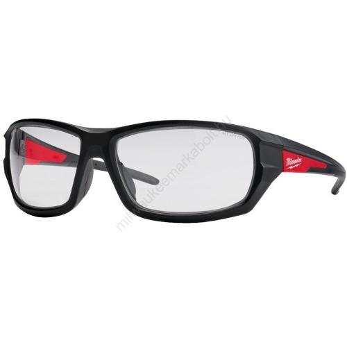 Milwaukee prémium védőszemüveg, színtelen   4932471883