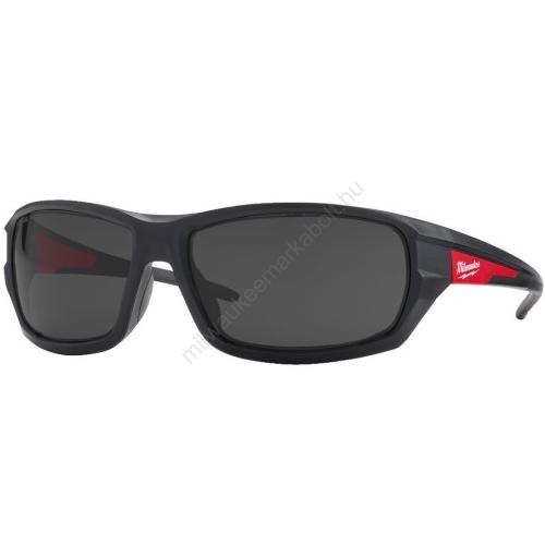 Milwaukee prémium védőszemüveg, sötétített | 4932471884
