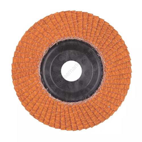 Milwaukee Lamellás Csiszolótárcsa kerámia 125 mm G80 - 1 db | 4932472233