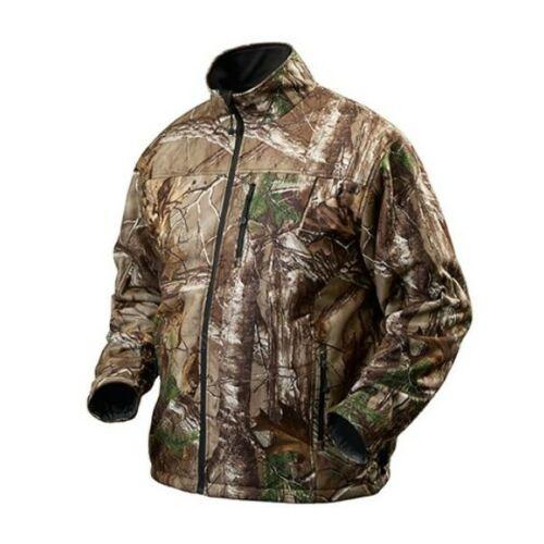 Milwaukee M12 fűthető kabát, (L) terepszínű 1x2Ah,   HJCMO3-201 (4933443873)