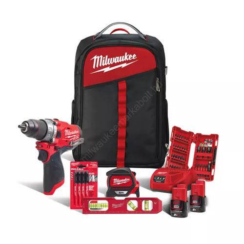 Milwaukee M12 szett professzionális szakemberek számára | (4933471382)