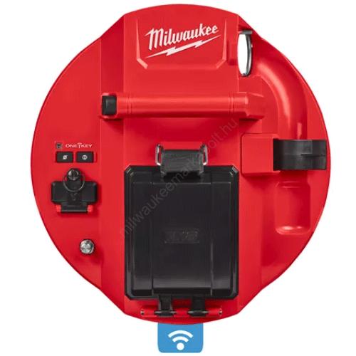 Milwaukee szennyvízcsatorna vizsgáló intelligens hub | M18 SISH (4933471415)