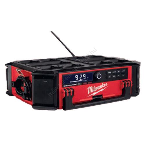 Milwaukee M18 PACKOUT™ rádió / töltő   M18 PRCDAB+-0 (4933472112)