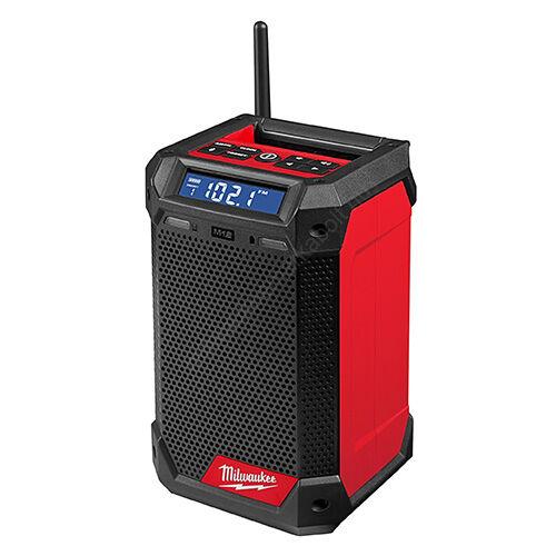 Milwaukee M12 FUEL rádió / töltő DAB+ | M12 RCDAB+-0 (4933472114)