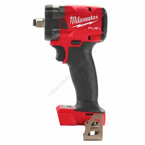 Milwaukee M18 FUEL™ ½″ kompakt ütvecsavarozó biztosítógyűrűvel | M18 FIW2F12-0X (4933478443)