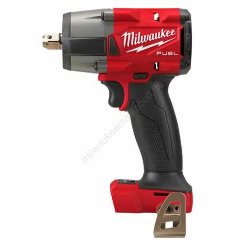 Milwaukee M18 FUEL™ ½″ közepes nyomatékú ütvecsavarozó rögzítőcsappal   M18 FMTIW2P12-0X (4933478452)