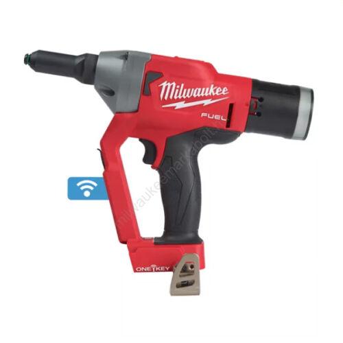 Milwaukee M18 FUEL popszegecshúzó ONE-KEY™ technológiával | M18 ONEFPRT-0X (4933478601)