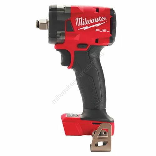 Milwaukee M18 FUEL™ ⅜ ″ kompakt ütvecsavarozó biztosítógyűrűvel | M18 FIW2F38-0X (4933478650)