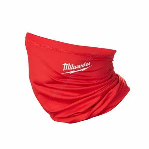 Milwaukee nyakvédő és szájmaszk - vörös | NGFM-R (4933478780)