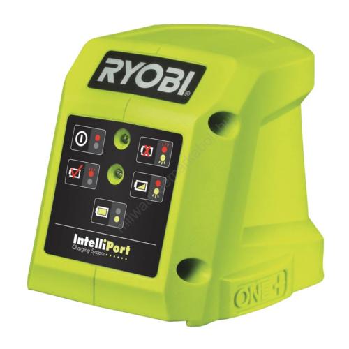 Ryobi 18 V, 45 perces gyorstöltő 1,3 Ah akkuhoz | RC18115 (5133003589)