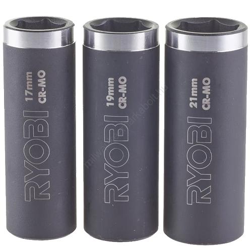 Ryobi 3 db-os dugókulcs készlet | RAKPISOC3 (5132004520)