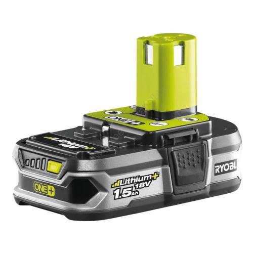 Ryobi 18 V 1,5 Ah Lithium+ akkumulátor | RB18L15 (5133001905)
