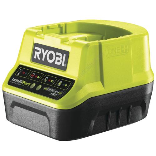 Ryobi 18 V, 60 perces töltő 2,0 Ah akkuhoz   RC18-120 (5133002891)