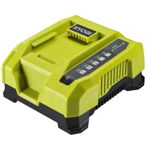 Ryobi 36 V gyors töltő   RY36C60A (5133004555)